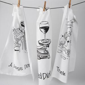 Three T Towels