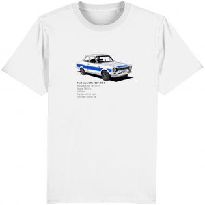 Stanley Sparker Ford Escort Mk1 RS2000 black txt